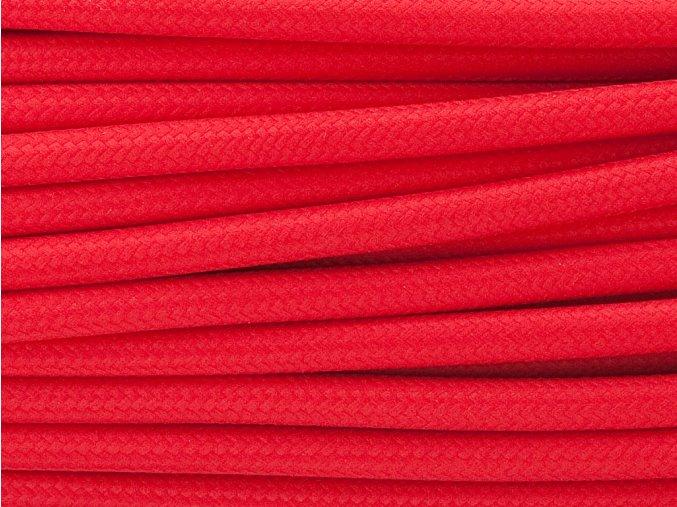 kabel 3 x 0,75mm červený