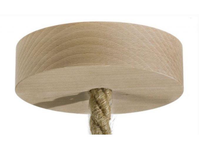 dřevěný baldachýn 1