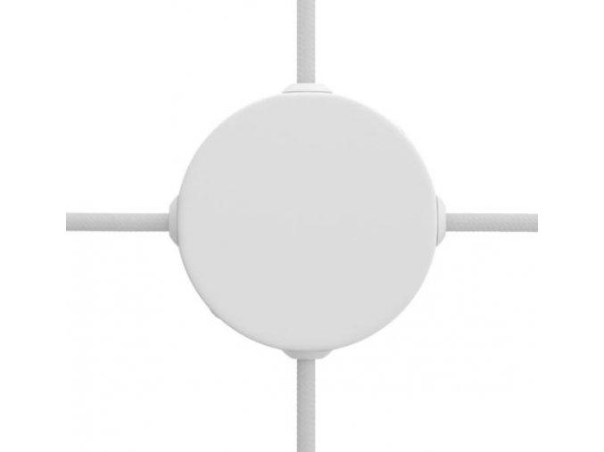 mini baldachýn bílý 1a