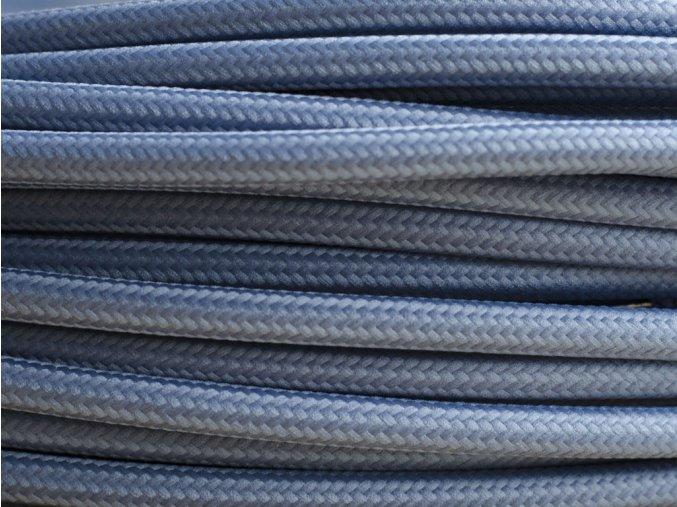 kabel 3 x 0,75mm šedomodrý