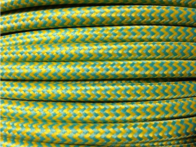 kabel 3 x 1mm žlutá + nil