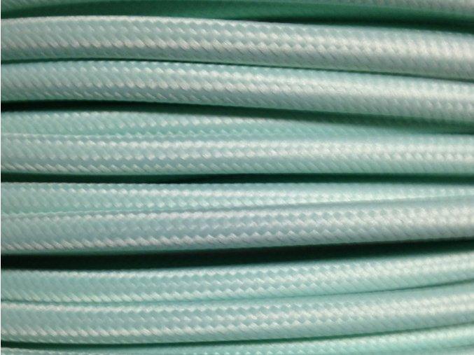 kabel 3 x 0,75mm světle zelená 2058