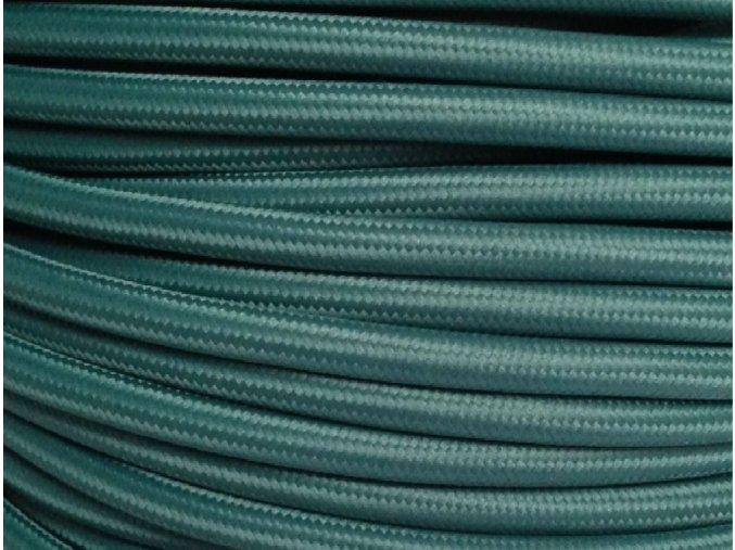 kabel 3 x 0,75mm temná zelená