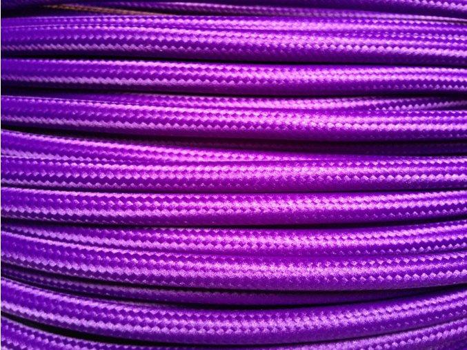 kabel 3 x 0,75mm fialový