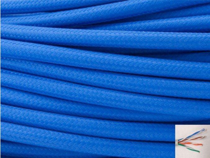 UTP internetový kabel MODRÝ