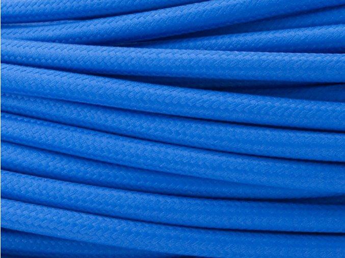 Kabel 3 x 1 modrý