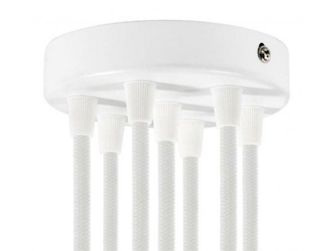 bílý na 7 kabelů