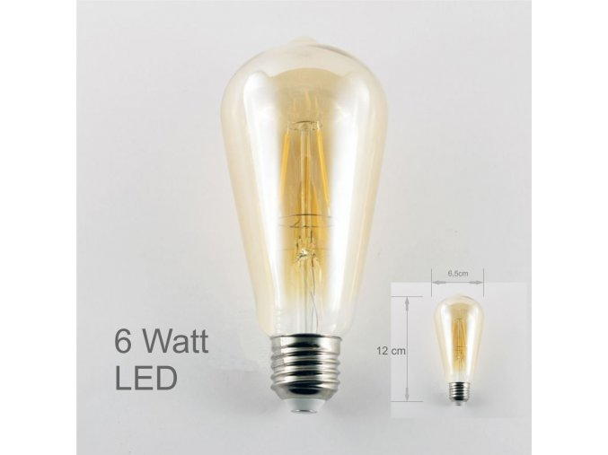 edison 4 waty led