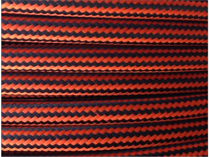 černo oranž 5000 5034
