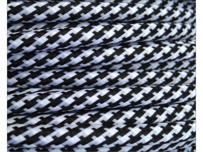 černobílý spiral
