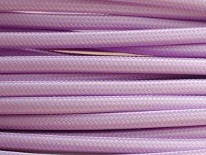 kabel 3 x 0,75mm růžový