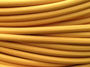 kabel 3 x 0,75mm starozlatá
