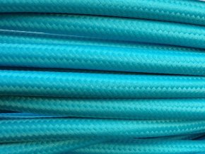 kabel 2 x 0,75mm mořská modrá