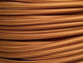 kabel 3 x 0,75mm hnědý