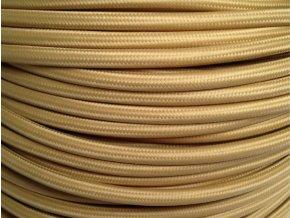 kabel 3 x 0,75mm barva písková