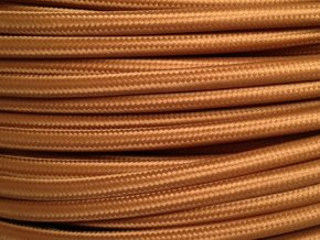 Kabel 2 x 0,75mm Hnědý