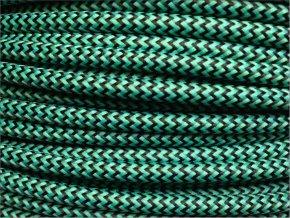 Kabel 3 x 0,75mm CIK CAK  černá - nil
