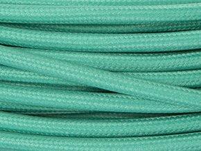 Textilní kabel 3 x 0,75mm Lightseagreen