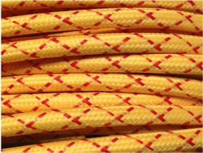 Kabel 3 x 0,75mm PATTERN ROUND X