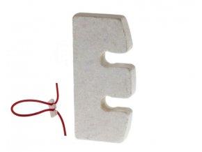 Dekorativní držák kabelů BÍLÝ