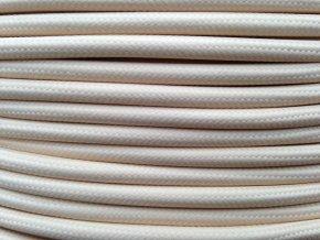 kabel 3 x 0,75mm světle šedý