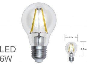žárovka classic 6W