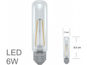 žárovka mini edison 6w