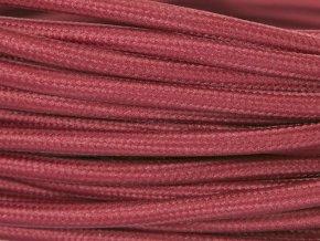 kabel bordeaux 2 x 0,75mm