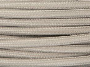 kabel šedý 2 x 0,75mm