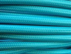kabel mořská modrá 4 x 0,75mm