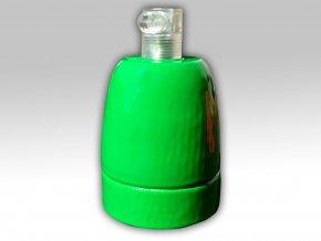 Keramciká objímka zelená