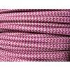 kabel 3 x 1mm růžovo šedý CIKCAK