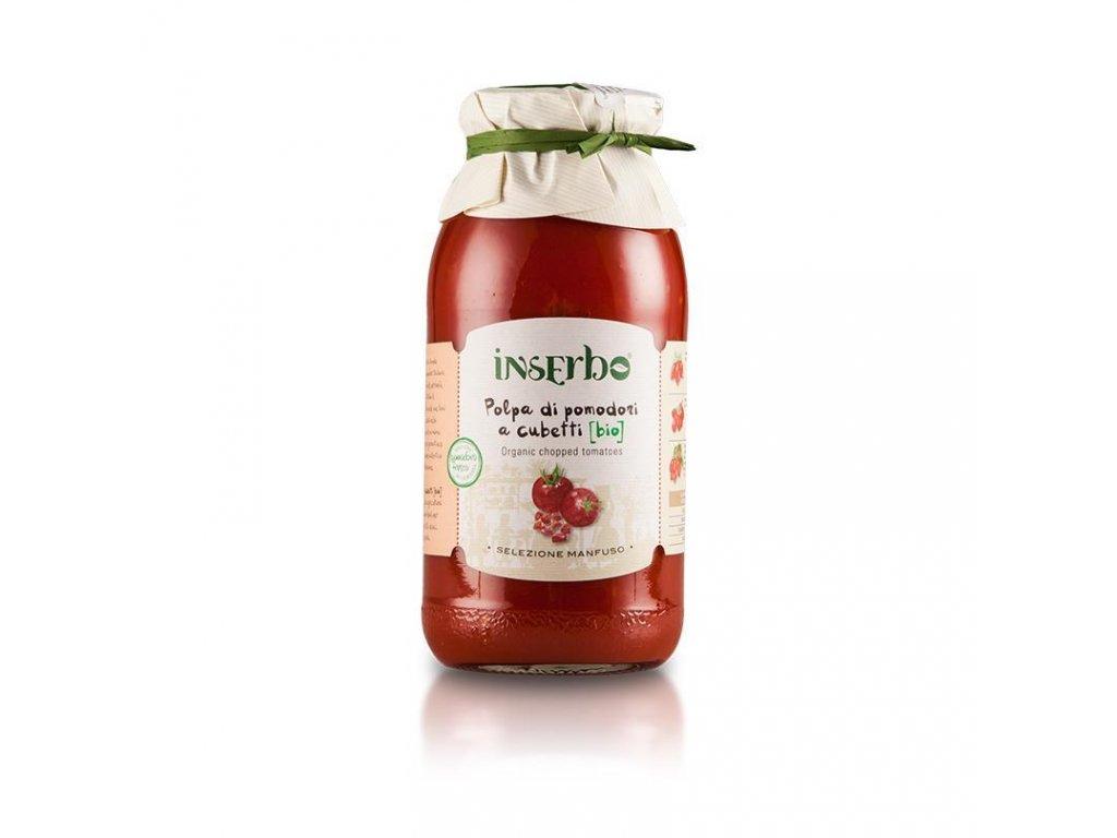 polpa z rajčat 500 g Inserbo