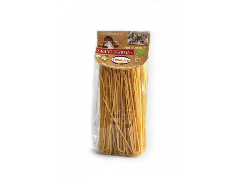Spaghetti alla chitarra BIO 400g Columbro bílá 7