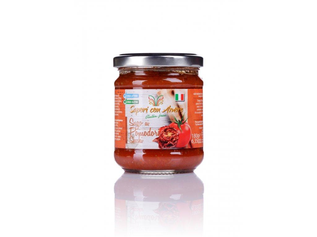 Sapori con amore Sundried tomatoes pesto sauce Gluten Free 180g