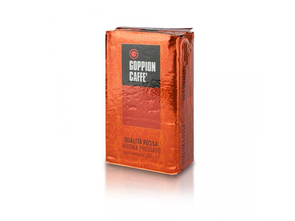 Ground Coffee Goppion Qualita' Rossa 250g