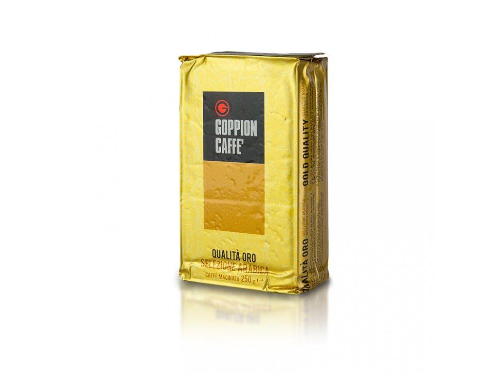 Ground Coffee Goppion Qualita' Oro 250g