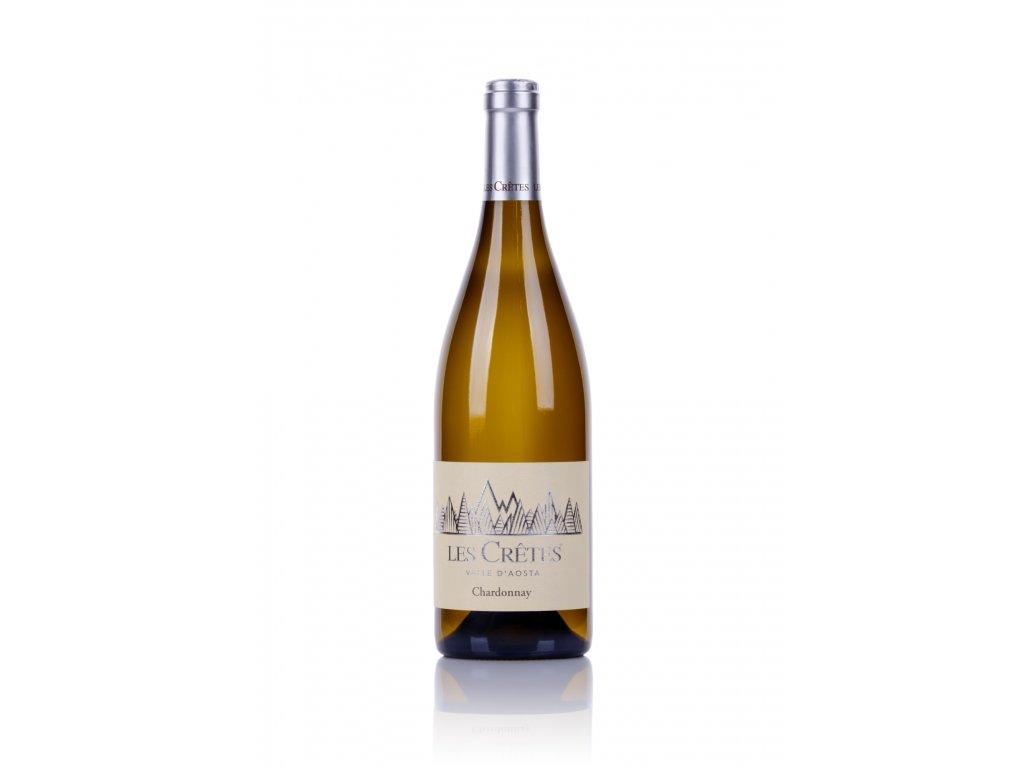 Chardonnay cuvee bois Les Cretes Valle D'Aosta 2015