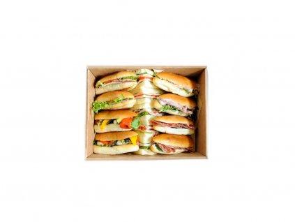 Festa panino 32 x 25 cm (4-6 persons)