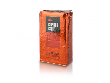 Ground Coffee Goppion Qualita' Rossa 250g