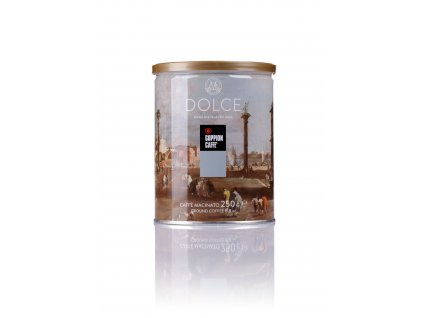 Ground Coffee Goppion Dolce 250g