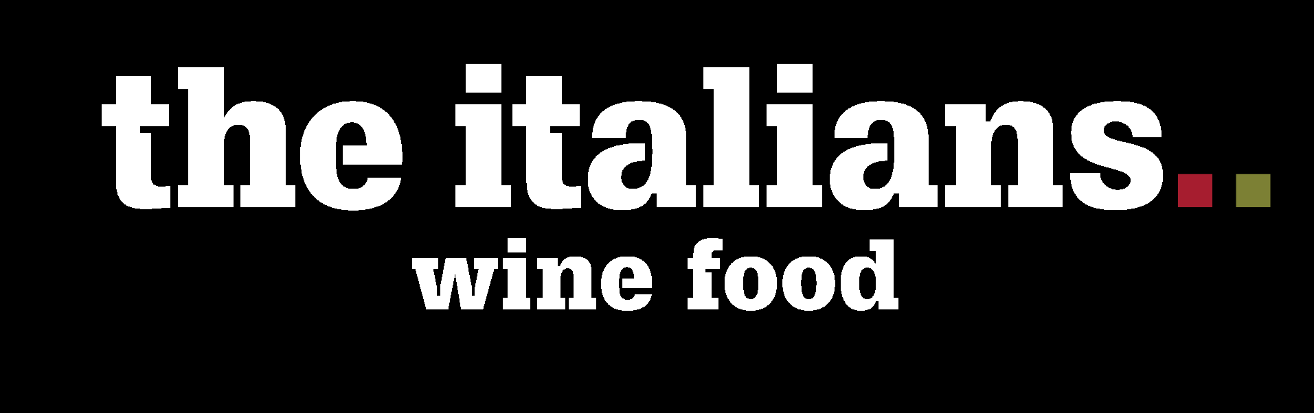 the italians wine food