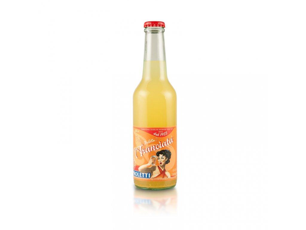 Pomerančová limonáda 250 ml Paoletti