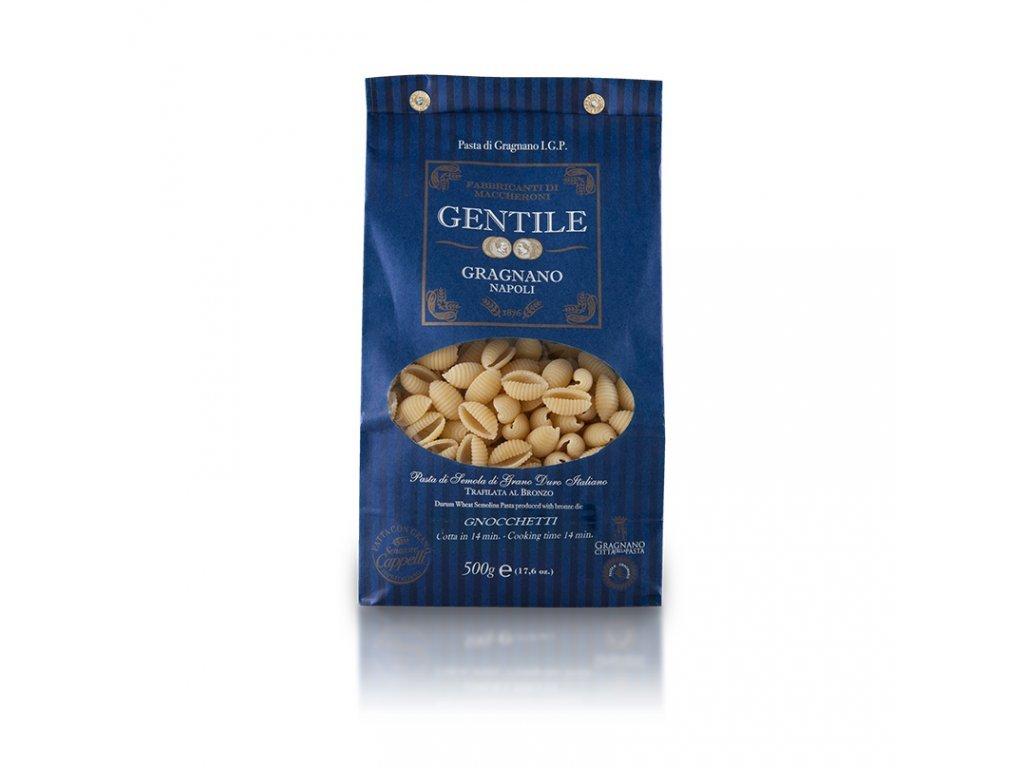 Těstoviny Gnocchetti sardi 500g Gentile