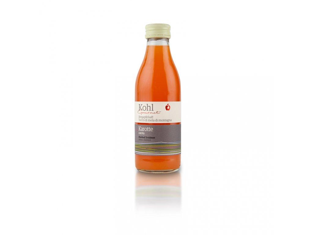 Jablečná šťáva s mrkví 200ml Kohl e