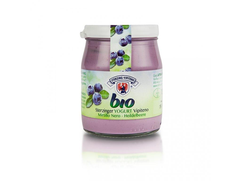 Jogurt borůvkový BIO 150g Vipiteno