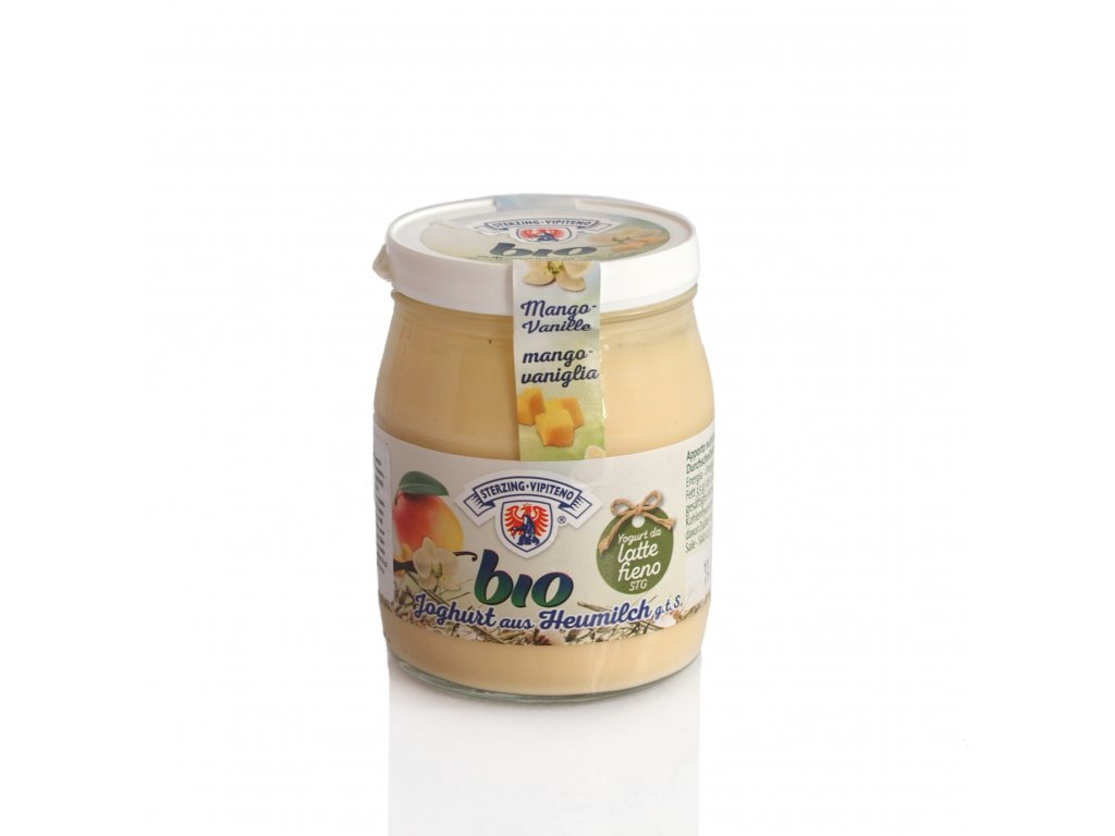 jogurt mango vipiteno