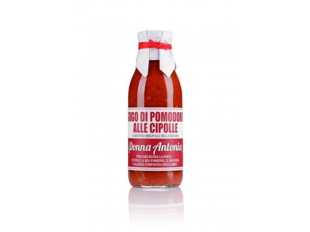 Rajčatové sugo s cibulí 500g Donna Antonia