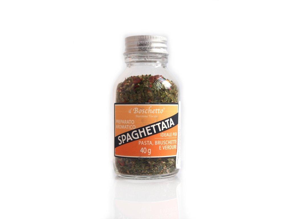 Směs koření na těstoviny Mix Spaghetti 40g Il Boschetto