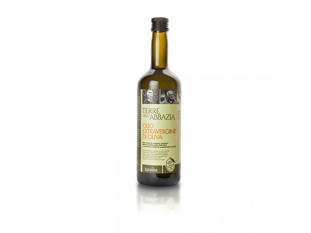 Olivový olej e.v. Terre dell'Abbazia